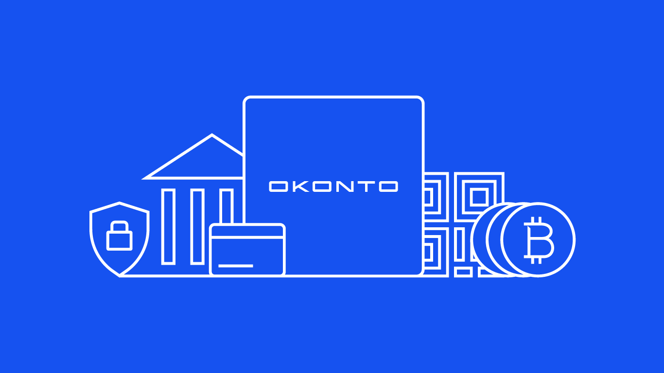 OKONTO is a digital assets exchange platform