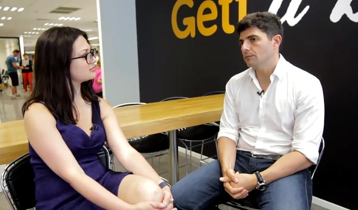 Gett CEO claims his ride-share company is beating Uber in Europe